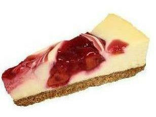 "Elite Sweets 10"" Cherry Cheesecake 4 p/cs"