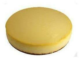 "Elite Sweets 10"" Plain Cheesecake 4 p/cs"