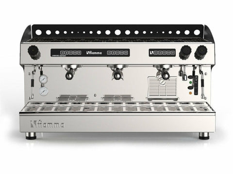 Fiamma Caravel Espresso Machine 3 Group