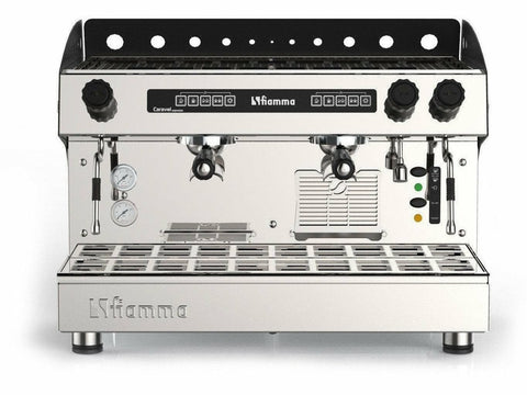 Fiamma Caravel Espresso Machine 2 Group