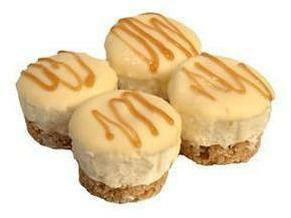 "Elite Sweets 2"" Mini Caramel Mousse"