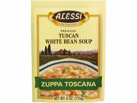 Alessi Tuscan Bean Soup 6\6oz  per\case