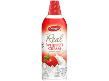 Gay Lea Real ( Arisol ) Whipping Cream (12 p/case) P/Unit   ( 1017 )