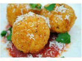 LivBon Vegan Arancini GF Fried 28g 200 x case