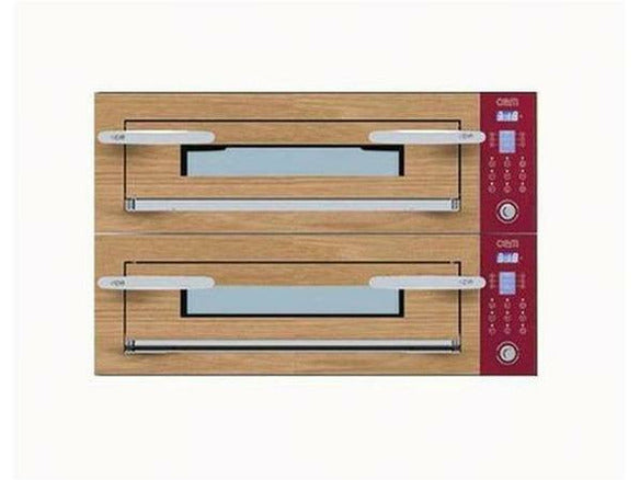 OEM Electric Oven Model OPTYMO CONCEPT WOOD 435/2