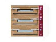 OEM Electric Oven Model OPTYMO CONCEPT WOOD 435/3