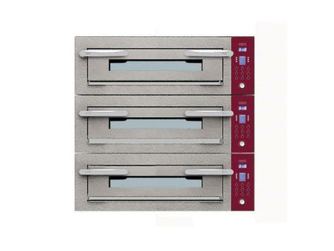 OEM Electric Oven Model OPTYMO CONCEPT CEMENT 435/3