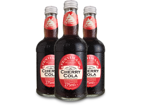 Fentimans Cherry Cola 24 p/cs