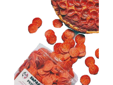 Natural Pepperoni Slices Ezzo Giantonio Per/Kilo
