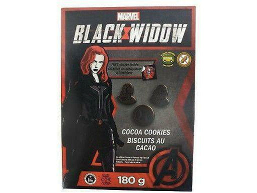 Marvel Black Widow (180g) Cocoa Chocolate Cookies 180g x 8