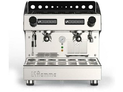 Fiamma Caravel Compact Espresso Machine 2 Group