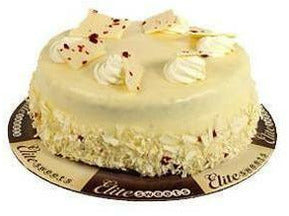 "Elite Sweets 8"" White Chocolate Mousse 2 p/cs"