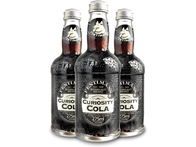 Fentimans  Curiosity Cola 24 p/cs