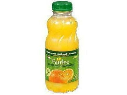 Fairlee Orange  JUICE  100 % 24 x330 ml