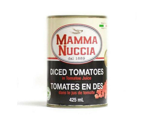 MN Diced Tomatoes (Cans) 24 x 425ml