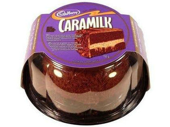 "Elite Sweets 6"" Cadbury Caramilk Cake 4 p/cs"