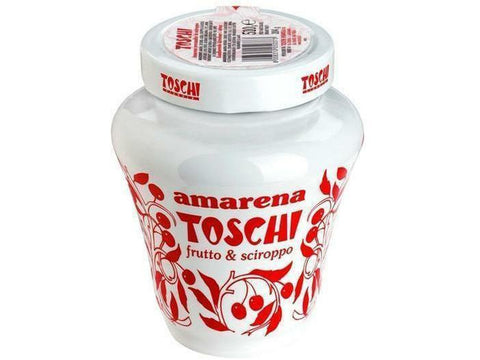 Toschi Amarena Cherries 6 unit p\case