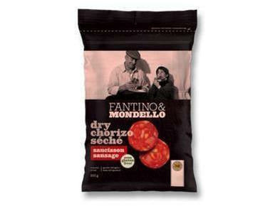 Fantino & Mondello Dry Sliced Chorizo 12 p/cs