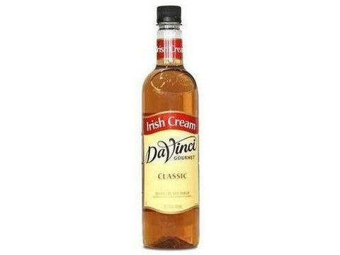 Davinci Classic Irish Cream Syrup 750ml