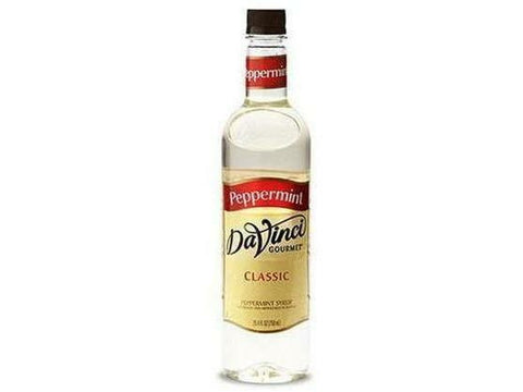 Davinci Classic Peppermint Syrup 750ml