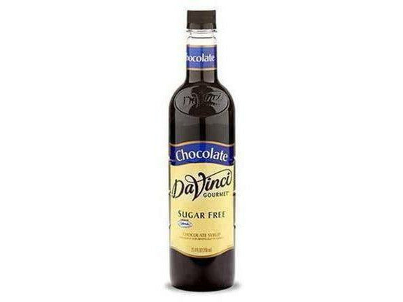Davinci Sugar Free Chocolate Syrup 750ml