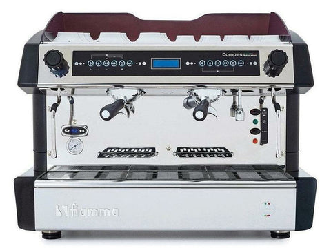 Fiamma Compass Espresso Machine 2 Group