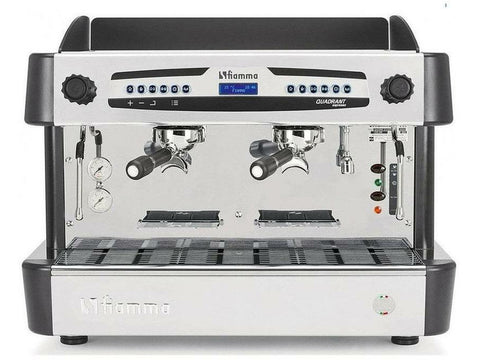 Fiamma Quadrant Espresso Machine 2 Group