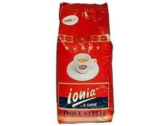 Ionia Coffee Cinque Stelle Red 1Kg