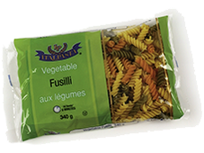 Italpasta Vegetable Fusilli
