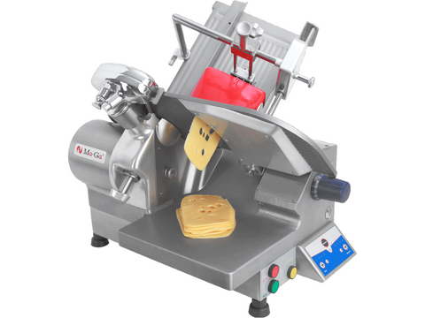 Ma-Ga Semi-automatic slicers - model S2-712T