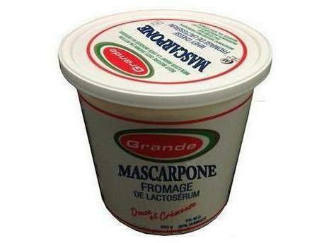 Grande Cheese Mascarpone