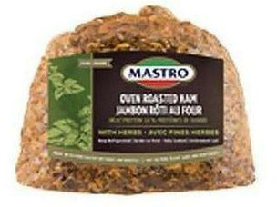 Mastro Oven Roasted Ham with Herbs 2 x 3.5 kg