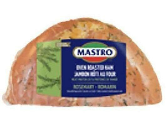 Mastro Oven Roasted Ham with Rosemary 2 x 3.5 kg