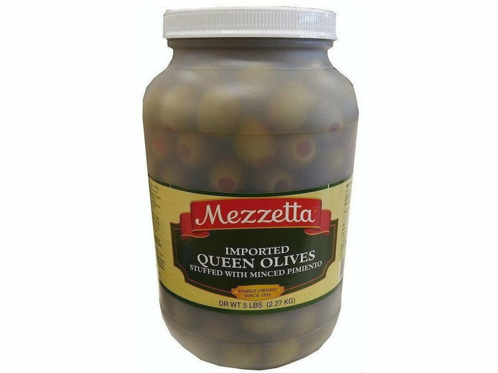 Mezzetta Imported Pimento Stuffed Queen Olives