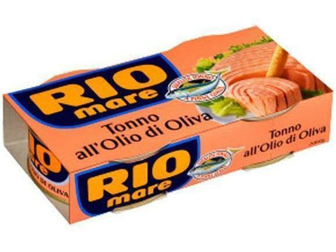 Rio Mare Tuna in Oil 24x2x160g