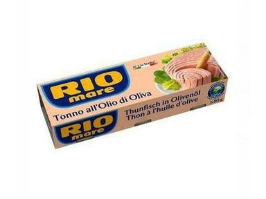 Rio Mare Tuna in Oil Triple Pack 24x3x80g