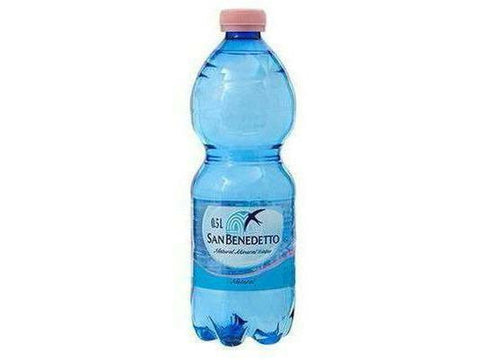 San Benedetto Flat Mineral Water Plastic 500 ml 24 p/cs