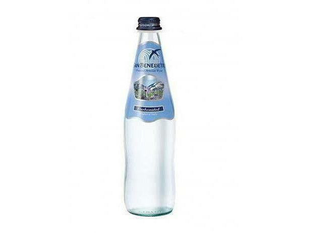 San Benedetto Flat Mineral Water Glass 500 ml 20 p/cs