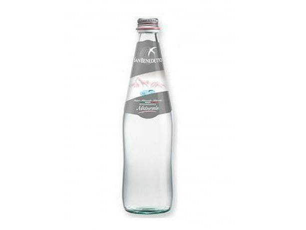 San Benedetto Sparkling Mineral Water Glass 500 ml 20 p/cs