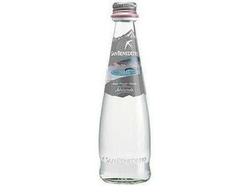 San Benedetto Sparkling Mineral Water Glass 250 ml 24 p/cs