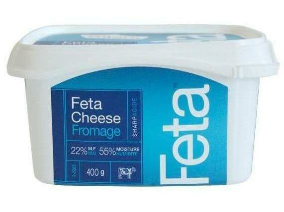 Silani Feta Regular Tub 6 x 400g p/cs