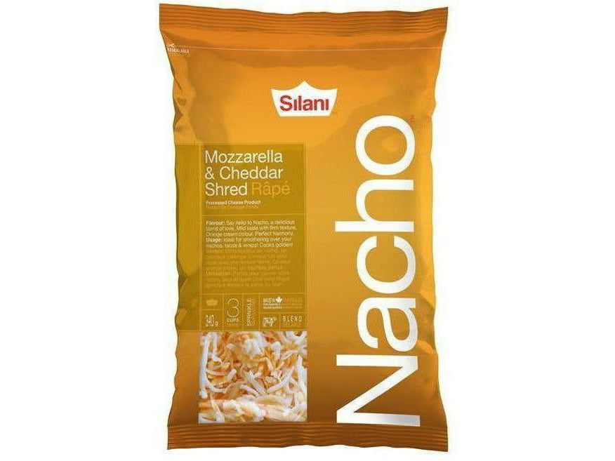 Silani Nacho Shred 5 x 340g p/cs