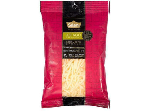 Silani Reserve Asiago Shred 12 x 150g p/cs