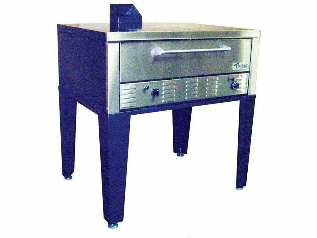 Peerless CE41BE & CE42BE Single Deck Bake & Roast Oven