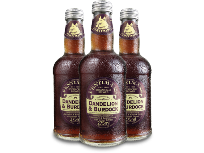 Fentimans  Dandelion & Burdock 24 p/cs