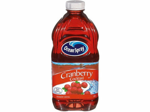 Ocean Spray CRAN-COCKTAIL  8 x 1.89