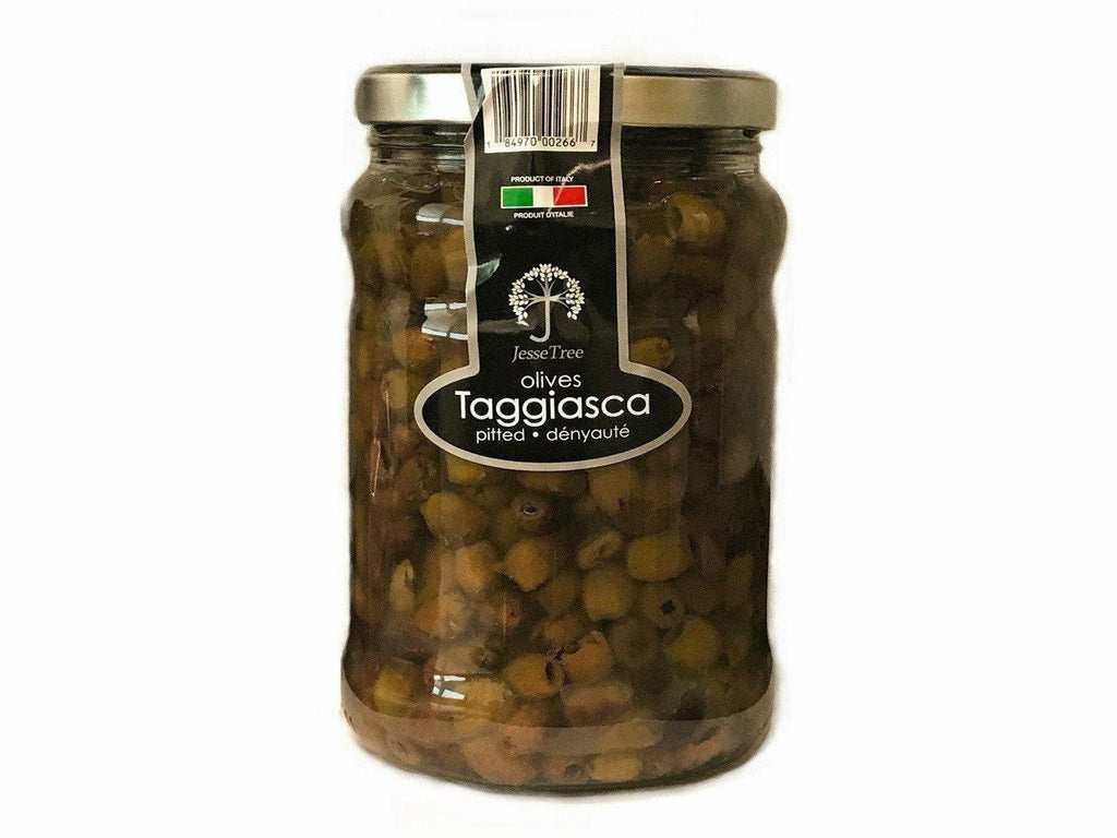 Pitted Taggiascia Olives 6 x 1.7kg