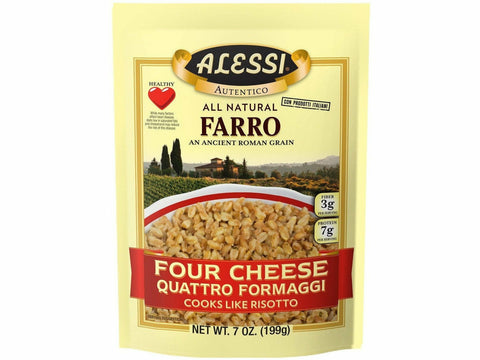Alessi Farro with Four Cheese 6/7oz