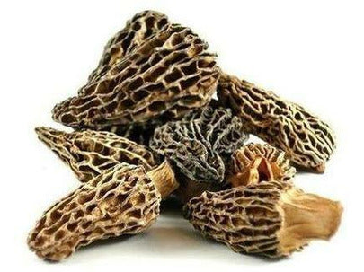 Dried Black Trumpet Mushrooms 1 x 1lb
