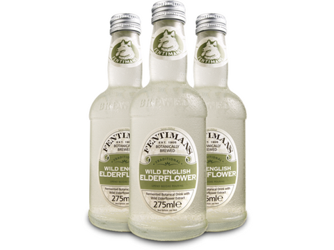 Fentimans Wild English Elderflower